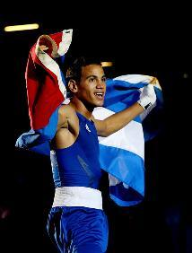 Olympic Cuban Boxer to Look for Ticket to CAm Games