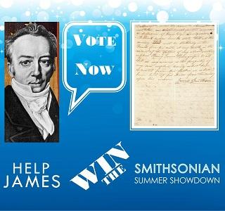 Nothing's more Smithsonian than the will that founded the Smithsonian, free 2 all  http://t.co/KHmbQe1p5w #SIshowdown http://t.co/SimnE47DHo