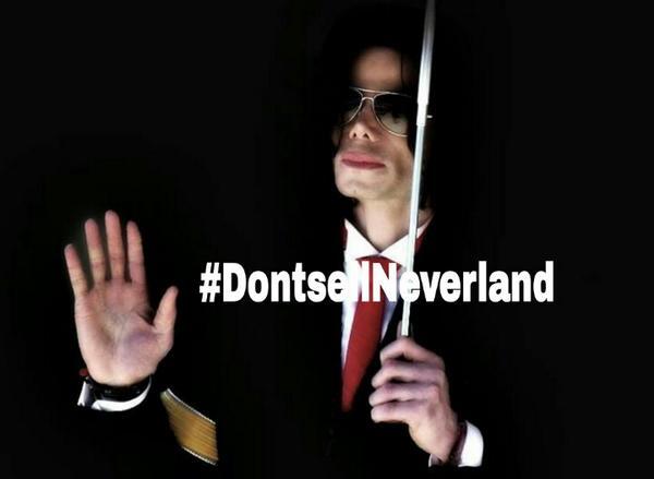 #dontsellneverland #princeJackson #ParisJackson #blanketJackson http://t.co/PfBdAs6GOk