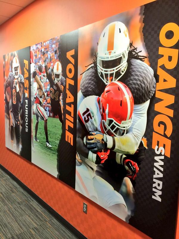 Guess what?...IT'S FOOTBALL TIME IN TENNESSEEEEEEEEE!!!! Training Camp 2014 starts TODAY! #Team118 #GBO http://t.co/vCBsfj186N
