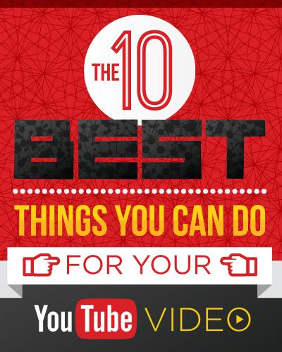 The 10 Best Things You Can Do for Your YouTube Video #Top10 #Youtuber #IncreaseViews  http://t.co/yTGZDcoACo http://t.co/RdNpEeCeJO