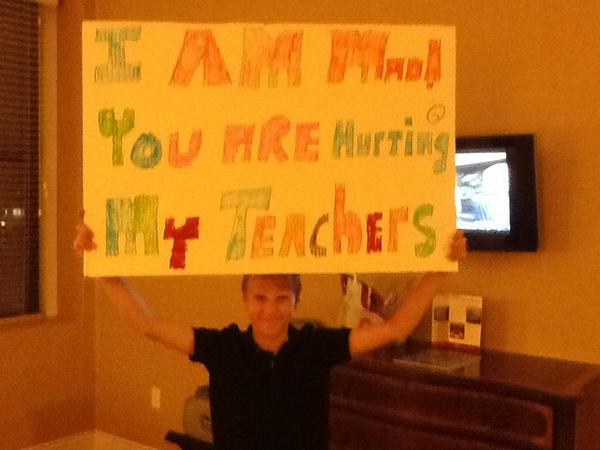 From my son to Campbell Brown .@StephenAtHome #questions4campbell .@BadassTeachersA http://t.co/pTGeZft6aG