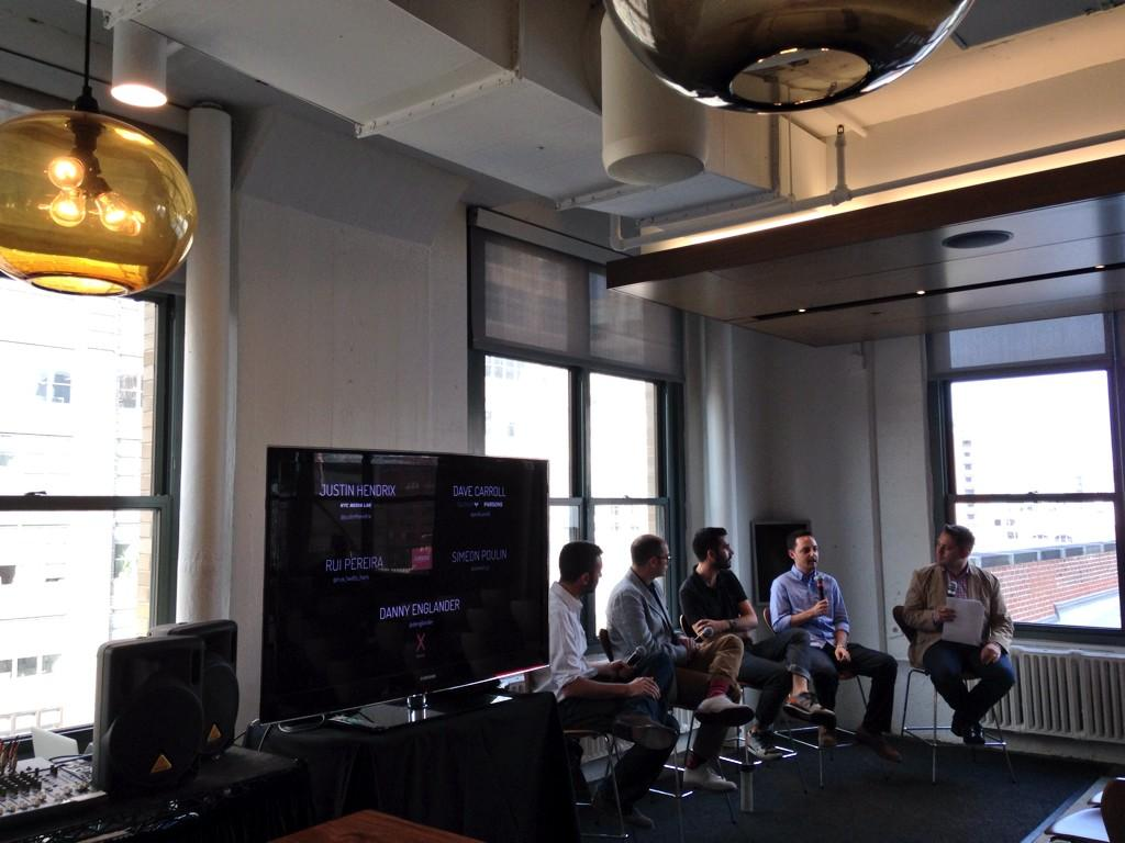 Our own @denglander reppin' the @mobext team discussing #brief24 at #havasvillageny @HavasWWNYC http://t.co/WFRRI12J2F