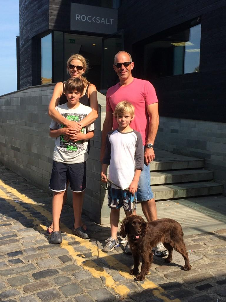 phil spencer family