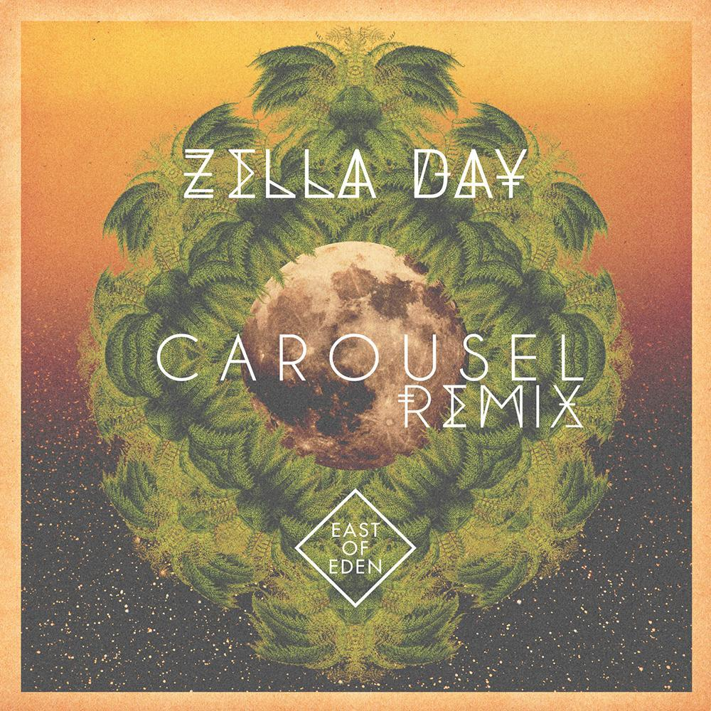 "RT @Zelladay: ""East of Eden"" - @TheCarouselPage  Remix is live on @Spotify — Listen here: http://t.co/6TZquYVLmy http://t.co/4unCUA8wKo"