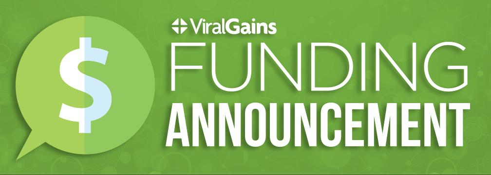 ViralGains Raises $2.8 million of $3.3 million Round of Funding #BreakingNews #Startups #Video http://t.co/tSuIUijN7T http://t.co/eWiao9Z3rj