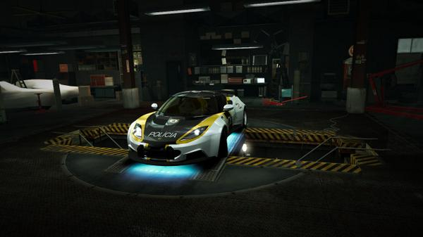Its #TweetItUpThursday & I just entered to win a Lotus Evora Cop Edition from @NFSWorld! RT to enter!