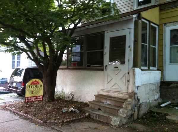 This is the property she is complaining about: 663 Beech St. http://t.co/sQeJj9aEM5