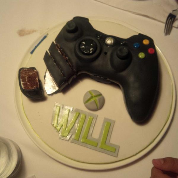 Peter Mansbridge On Twitter My Gamer Sons 15 Birthday Cake Game Oh Sorry Not