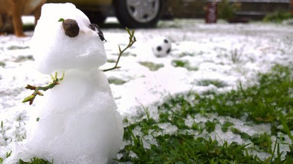 @774melbourne @ABCNews24  Snowman in ballarat http://t.co/iYiYeA2vRK