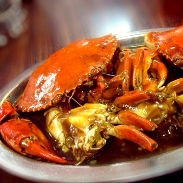 Kuliner Bandung Sur Twitter Via Rezaeats Kepiting Saos Tiram Seafood Fave Rezaeats Di Bandung Di Rose Flower Http T Co 5uohacvx6k