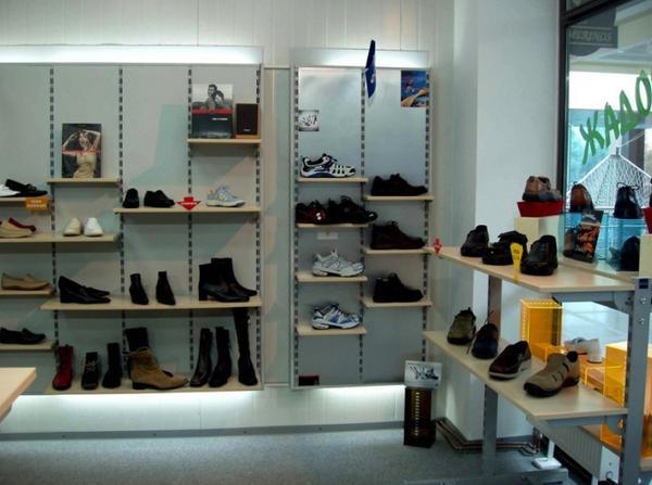 картинки торгового оборудования для магазина обуви