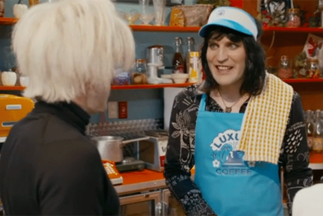 Did you know...? Once upon a time @noelfielding11 was tipped for the top in adland http://t.co/NJ7AZM1iJ9 http://t.co/mRP8R52tMN