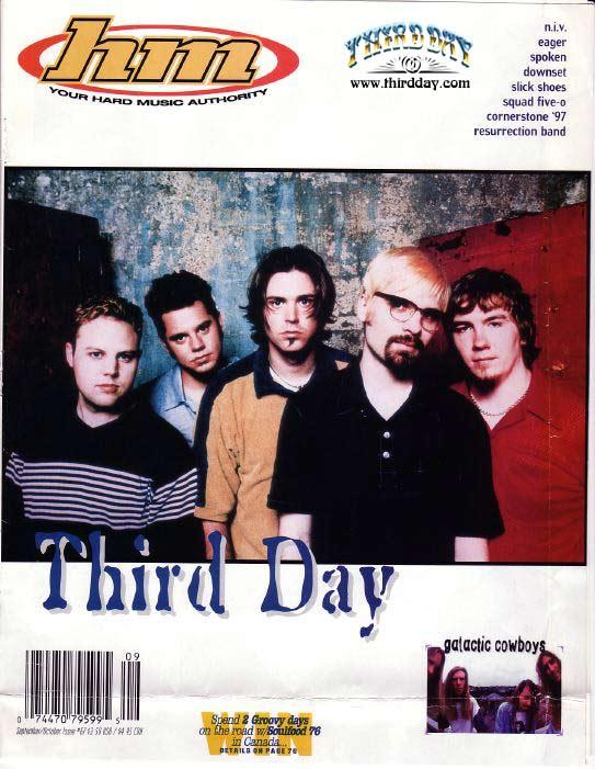 "Who remembers when @thirdday was listed as ""hard rock""?? RT if you remember the good old days! #FlashbackFriday http://t.co/B3sSRom5xT"