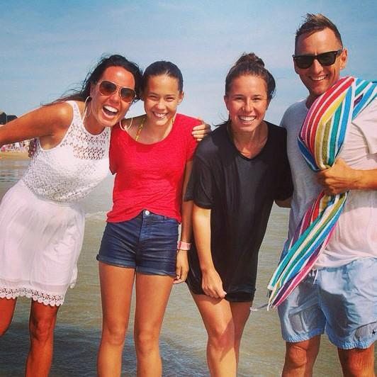 """Anna Smith On Twitter: """"Elle And Indi Got Baptised"""