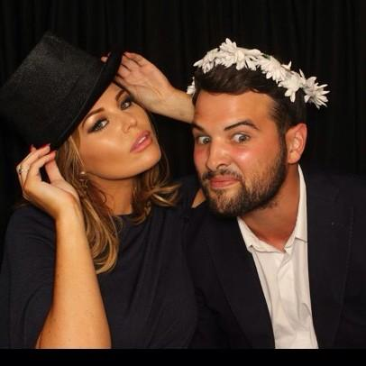 RT @KingOfThe_Booth: Such a lovely couple! @MissJessWright_ such a beauty & @RickyRayment always making us 😂! Love it!! See you Sunday!! ht…