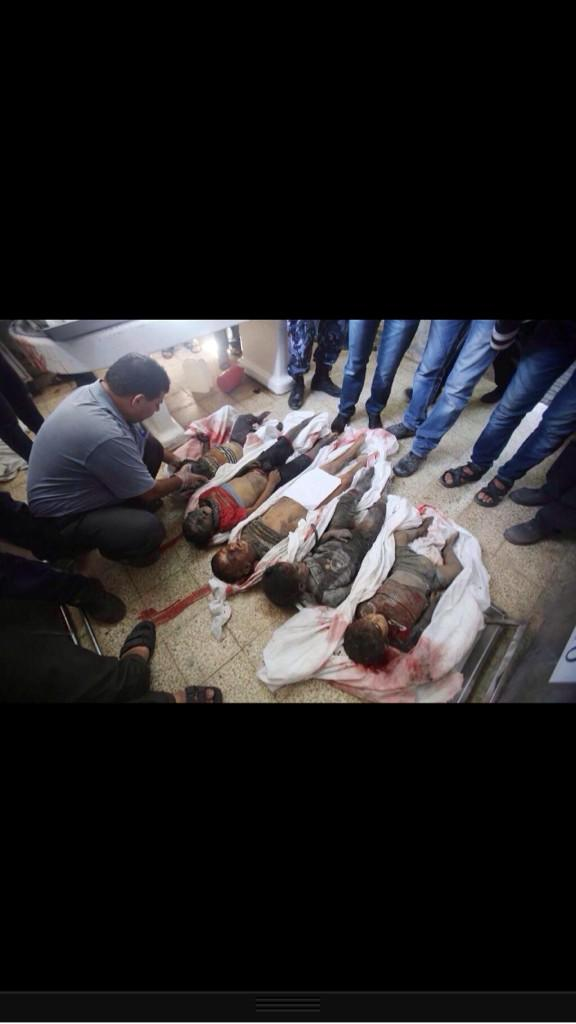Ask yourself would a sane person, free of religious indoctrination do this to innocent children? http://t.co/cX4LhoWtoW