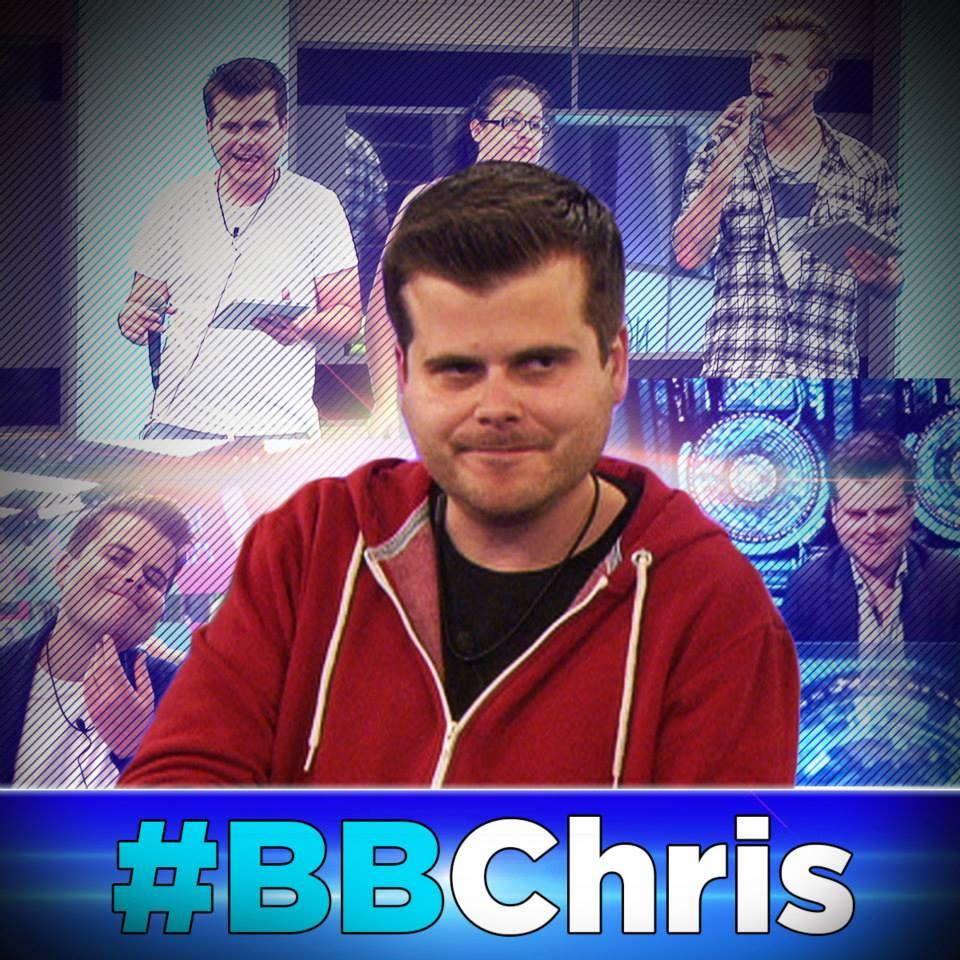 Are you team #BBChris? Show your support with a RT if so #BBUK http://t.co/pEYVqApZ4g