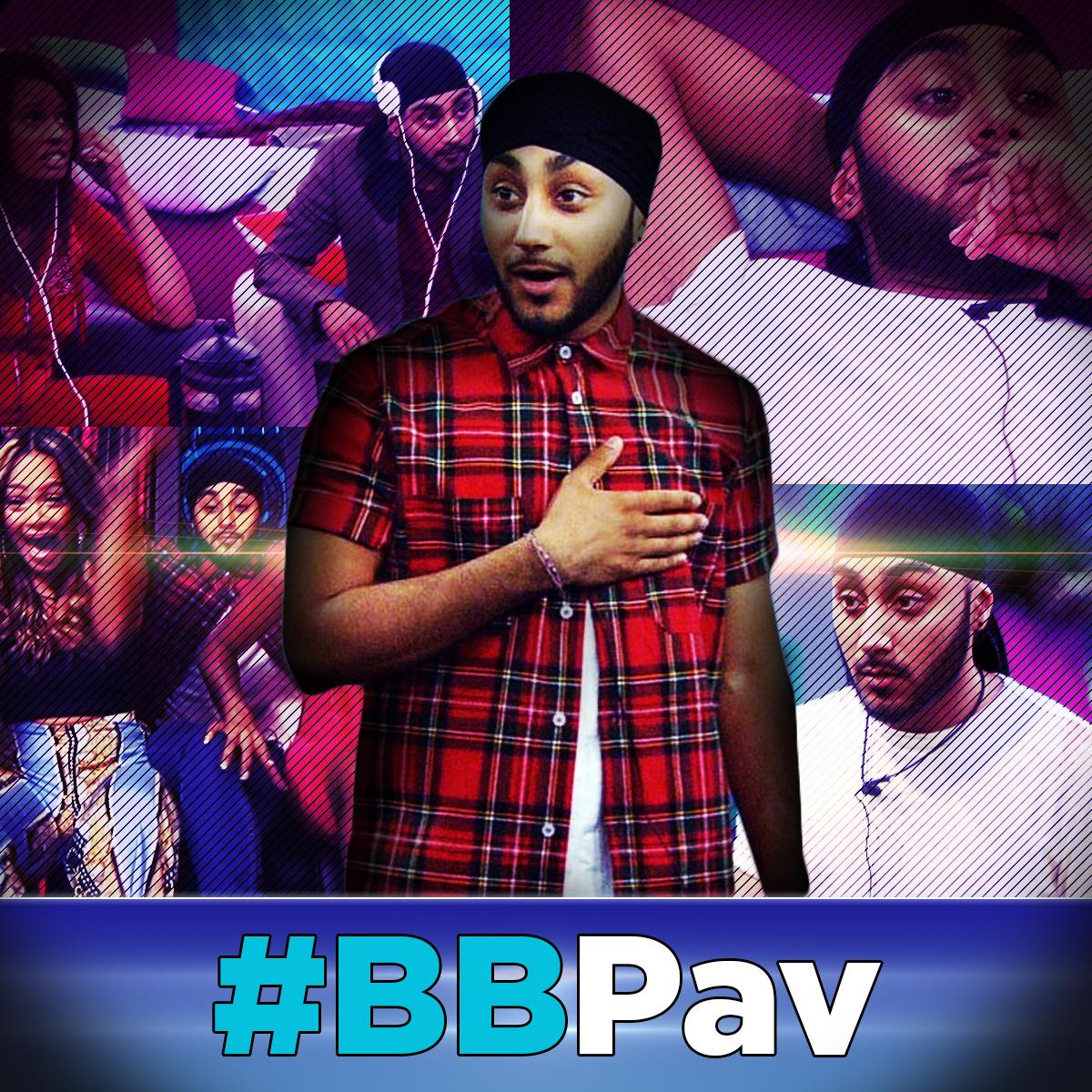 Or are you a #BBPav lover? You know the drill - show your support with a RT if so #BBUK http://t.co/2sp0dLiIbD