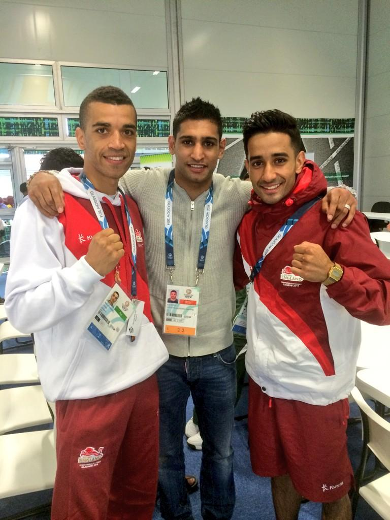 Well done @Qais_Ashfaq on the fantastic win. 1 more fight to win Gold. #CommonwealthGames2014 http://t.co/wC13x8n71r