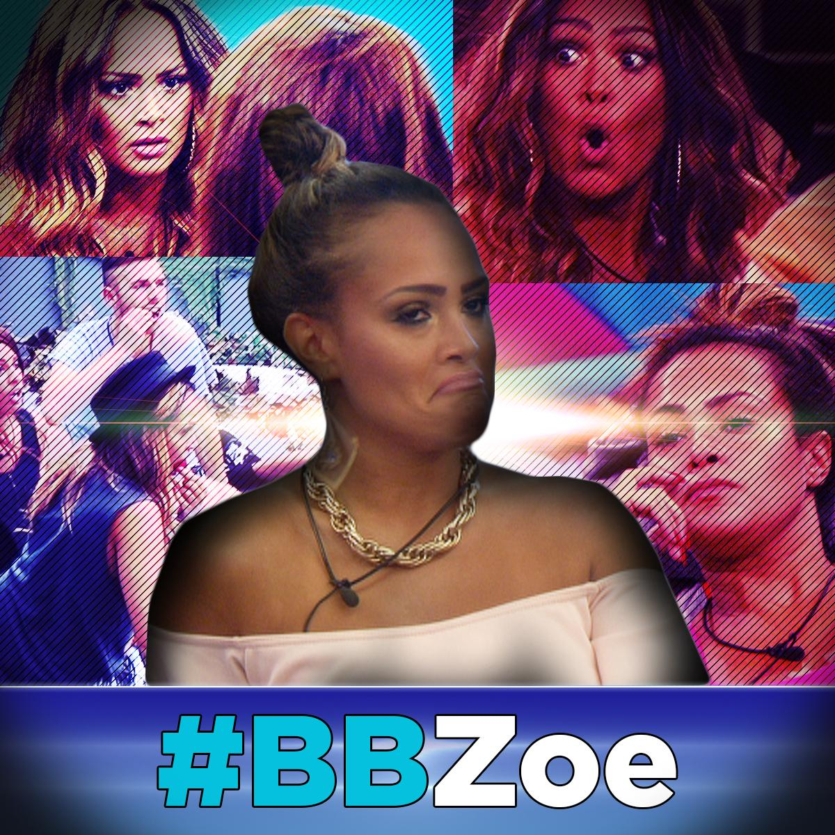 Or maybe you're team #BBZoe... Shout loud and proud with a RT if you're supporting her tonight.. #BBUK http://t.co/BZWL2FH0FV