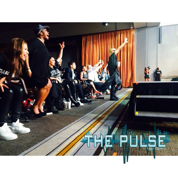 We are still CHEERING for the amazing performers in our 2014 PULSE Final Night Gala!!! #PULSEFam http://t.co/5Wx5vfw9Qx