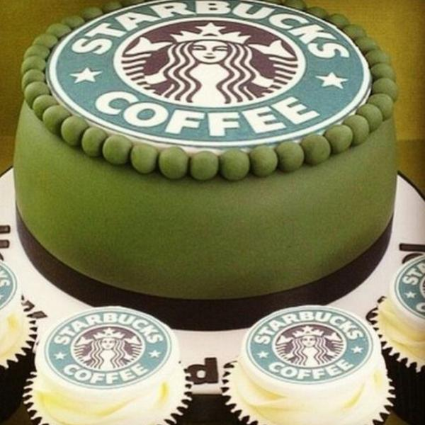 birthday ideas on Twitter Starbucks birthday cake httptco
