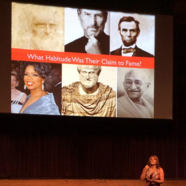 """What habitude was their claim to fame?"" Great question to pose to Ss #LHS1to1 http://t.co/WDhvh63ODG"