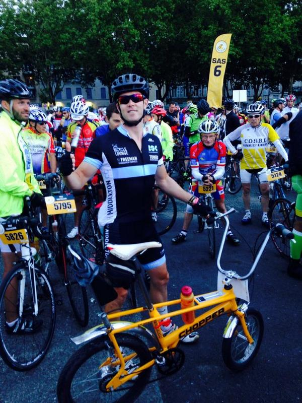 @polocini Allan cld you RT - clubmate just did l'etape on a chopper for Autism Initiatives https://t.co/oCfDwelaJo http://t.co/8t3M3WdsLI