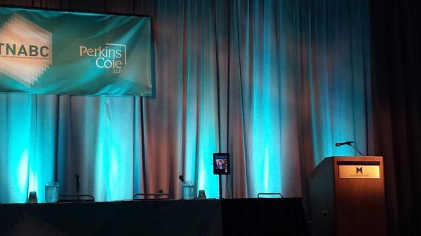 Looking forward to listen to @CharlieShrem speak via telepresence at #bitcoinchicago http://t.co/sU3oSXwT74