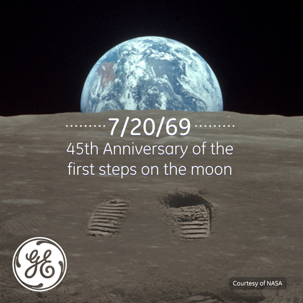 45 years ago, mankind took its first step on the moon. Where do you think we'll go next? http://t.co/heE6DbeeSO