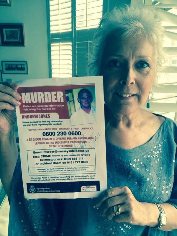 RT @andybjones: @NolanColeen Hi Coleen please RT and help us get justice for Andrew x http://t.co/i0eBnyPqUK