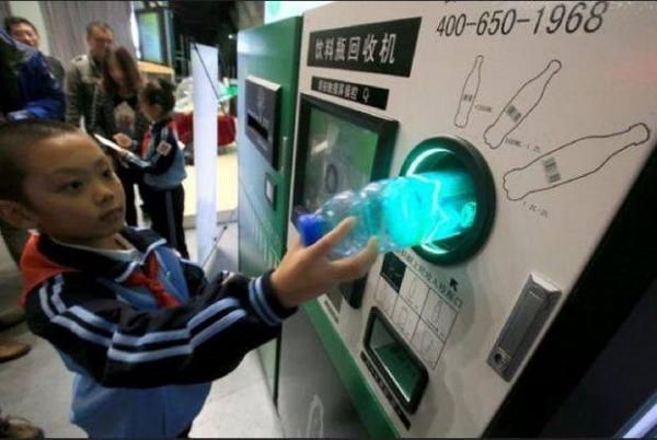 23 RTs!!  Japón acepta botellas plásticas c pago del pasaje en el #metro http://t.co/9vefcmz7JE #sustentabilidad #RSE #RS