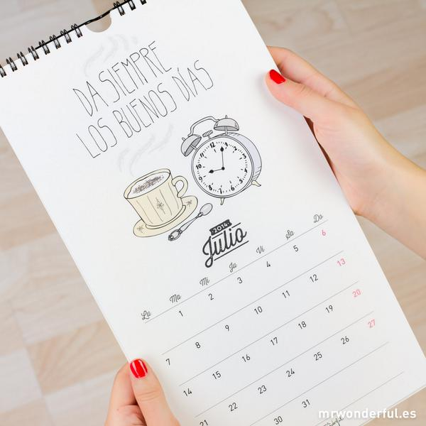 Calendario Julio 2019 Mr Wonderful.Mr Wonderful Twitter પર Siguiendo El Consejo De Nuestro