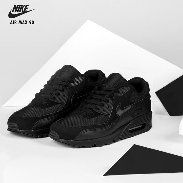 Nike Air Max 90 Premium in BLK (£94.99