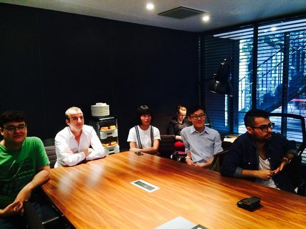 Kick off with @TolgayAzman @Roti_HongKhai @royovic @blogboaviagem #ExperienceBosch http://t.co/OluYrTaiN2