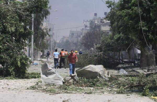 Thumbnail for News from Gaza #AccountabilityInGaza