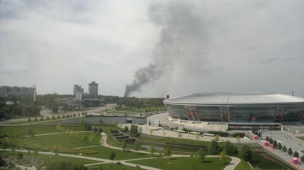 Internasional  - Nyawa Terancam, Enam Pemain Shakhtar Donetsk Ogah Pulang