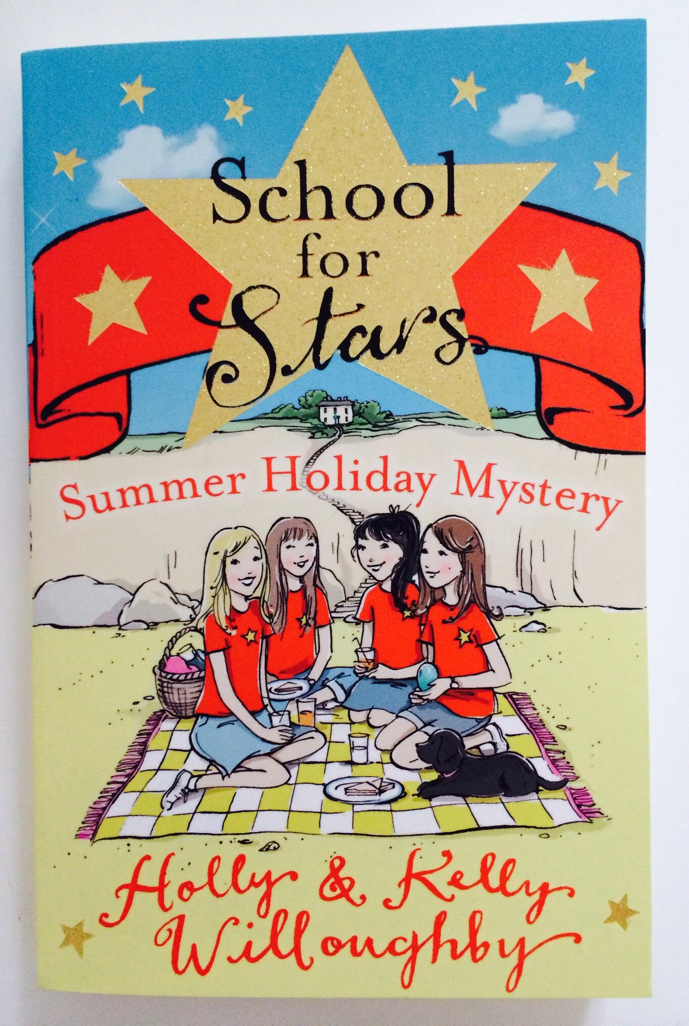 RT @LadyWilloughby: Look what just landed on the doormat @hollywills!  Our very own Summer Holiday Mystery xxx http://t.co/NSNFtGzs2n http:…