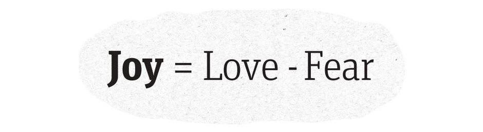 Twitter / JoyAndLife: And one more human equation ...
