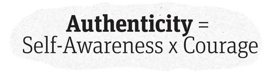 Twitter / JoyAndLife: Authenticity = Self-awareness ...