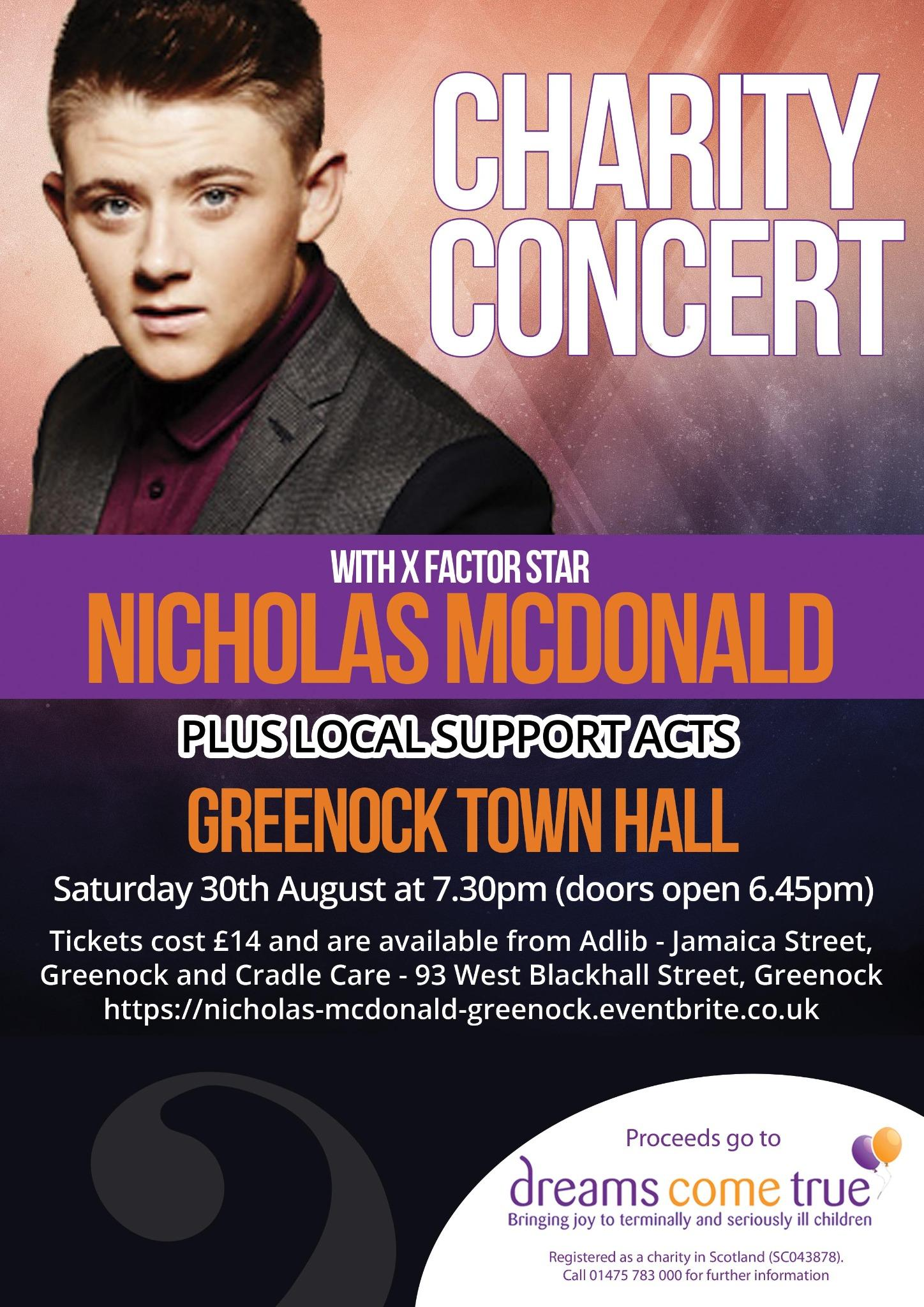 RT @inverclyde: To all the @nickymcdonald1 fans who couldn't make our celebrations, here's your second chance to see him in Greenock! http:…