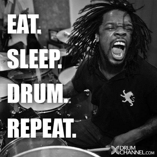 How life should always be. #drumming http://t.co/CQr2WNTQhf