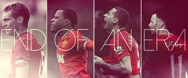 End of an Era #mufc http://t.co/yj5AyXFQBv