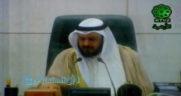 """كان رئيس مجلس أمة بالإنابة لمرات عديدة،، وتسحب جنسيته !!  وياكويت عزچ عزنا   http://t.co/Pp7FQVCCBS"""""""