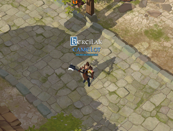 2 hand mace - General Questions & Discussions - Albion Online Forum