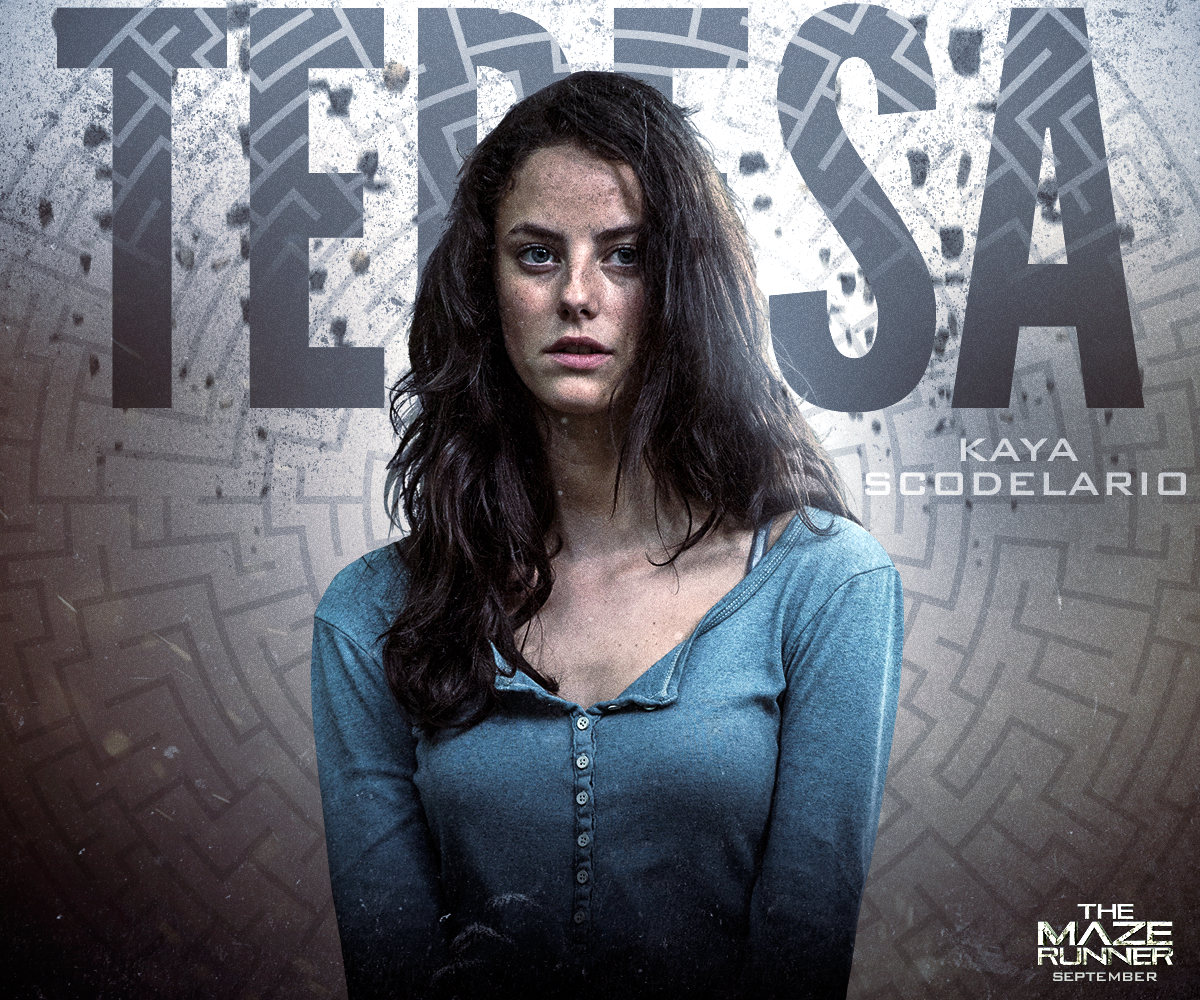 """The Death Cure On Twitter: """"Teresa: She Is The Last One"""