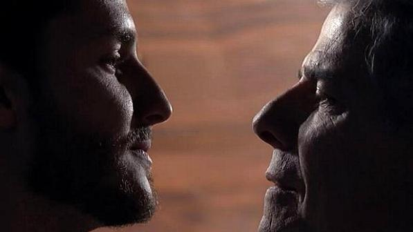 Zé Mayer e Klebber Toledo vivem o casal gay da nova novela das nove, 'Império' http://t.co/l8QSa3LGbr http://t.co/XzOHHFBZNf