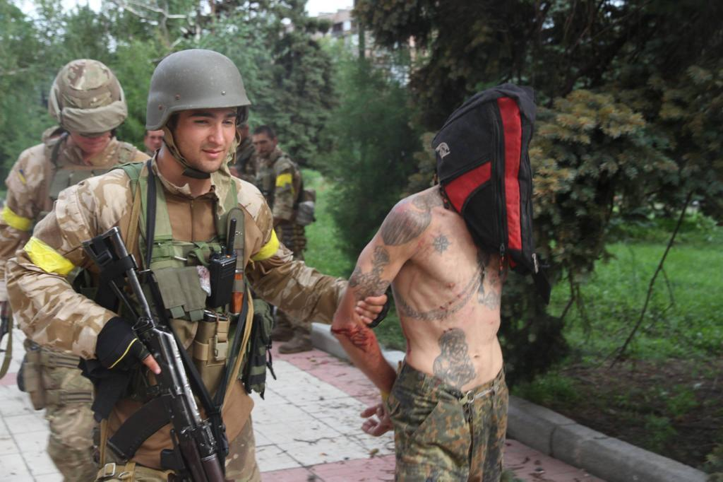 el re live blog ukraine army closes in on donetsk