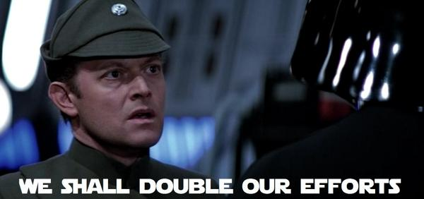 Image result for we shall double our efforts